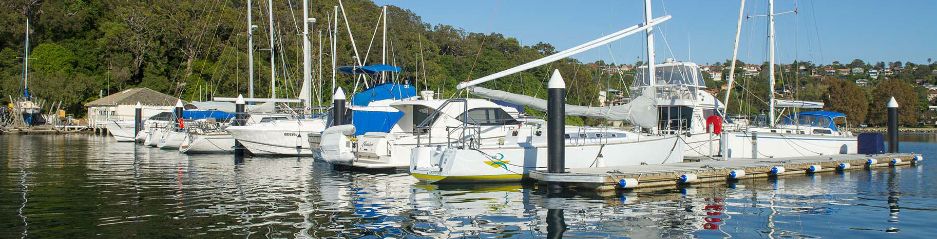 Pick up and drop off pontoon